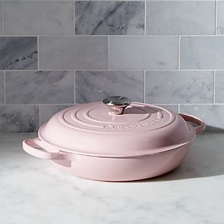 Le Creuset ® Signature 3.75qt Hibiscus Everyday Pan