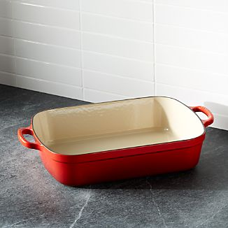 Le Creuset ® Signature 5.25-qt. Cerise Red Roaster