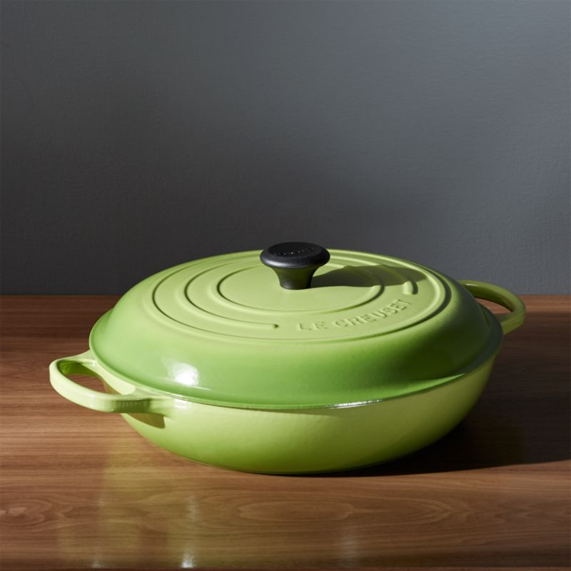 Le Creuset ® Signature 5-qt. Palm Everyday Pan