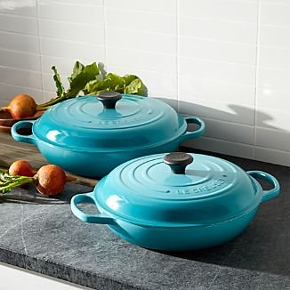 Le Creuset ® Signature Caribbean Everyday Pans
