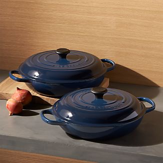 Le Creuset ® Signature Ink Everyday Pans