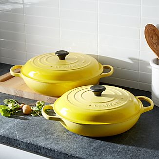 Le Creuset ® Signature Soleil Everyday Pan