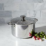 Le Creuset ® Signature 4 qt. Stainless Steel Casserole with Lid