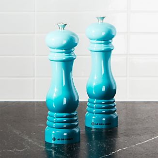 Le Creuset ® Caribbean Salt and Pepper Mill