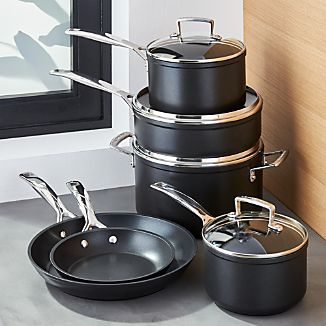 Le Creuset ® Toughened Non-Stick 10-Piece Cookware Set