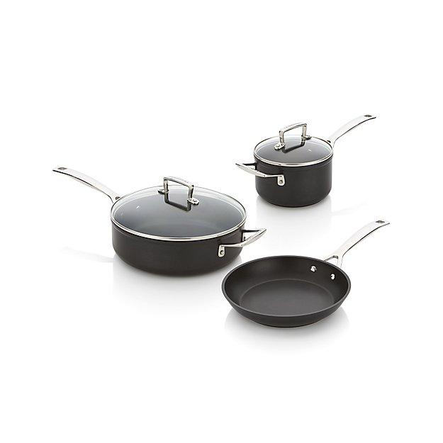 Le Creuset ® Toughened Non-stick 5-Piece Cookware Set