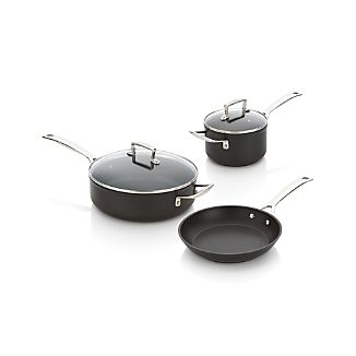 Le Creuset ® Toughened Non-stick 5-Piece Cookware Set