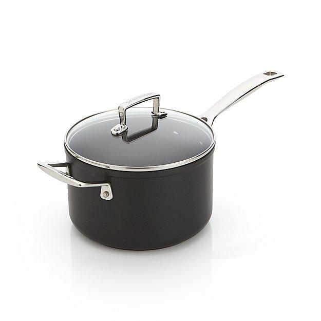 Le Creuset ® Toughened 4 qt. Non-Stick Sauce Pan