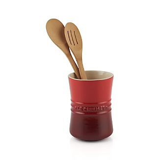 Le Creuset ® 1 Qt. Cerise Red Utensil Holder