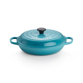 Le Creuset ® Signature 3.5-qt. Caribbean Everyday Pan