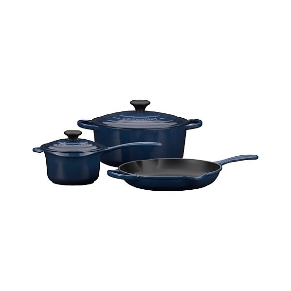 Le Creuset ® Ink 5-Piece Cookware Set