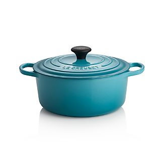Le Creuset ® Signature 5.5-qt. Round Caribbean French Oven with Lid