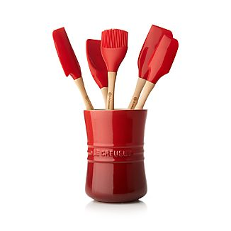 Le Creuset ® Revolution 6-Piece Utensil Crock Set