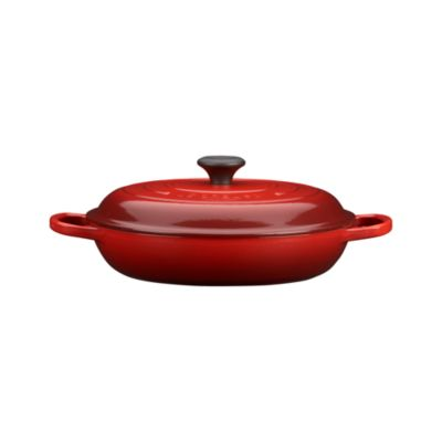 Le Creuset® 3.5 qt. Cherry Everyday Pan