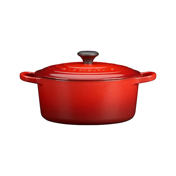 Le Creuset ® 3.5 qt. Round Cherry French Oven with Lid