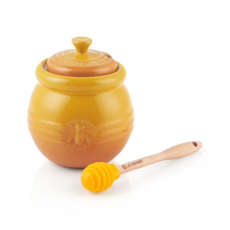 Le Creuset ® Honey Pot with Dipper