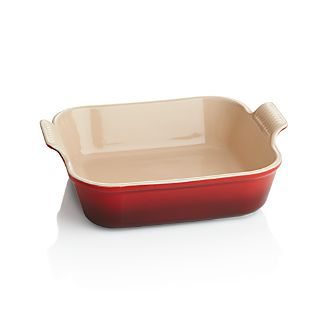 Le Creuset ® Heritage Square Cherry Red Baking Dish