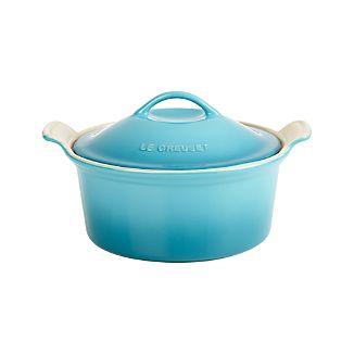 Le Creuset ® Heritage Covered Round Caribbean Baking Dish