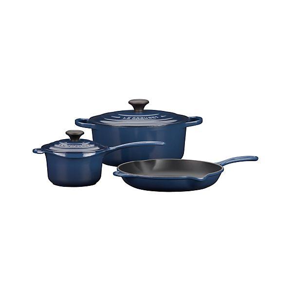 Le Creuset ® Ink 5-Piece Cookware Set