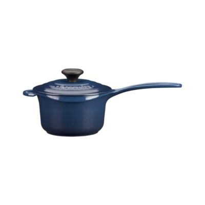 Le Creuset�� 1.25 qt. Ink Saucepan with Lid