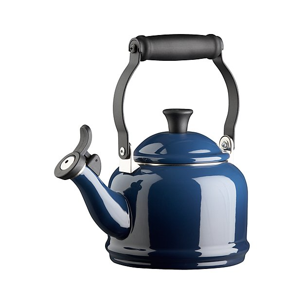 Le Creuset ® 1.25-Qt. Demi Ink Tea Kettle