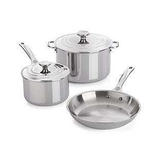 Stainless steel cookware le creuset hk