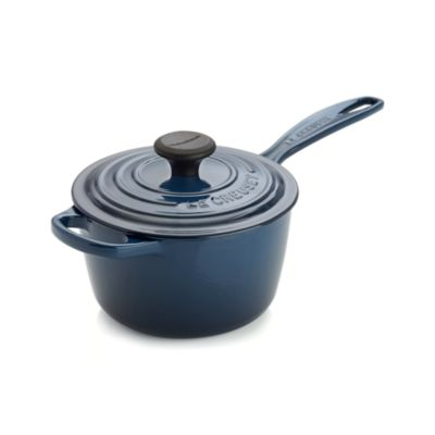 Le Creuset® Signature 1.75 qt. Ink Saucepan with Lid