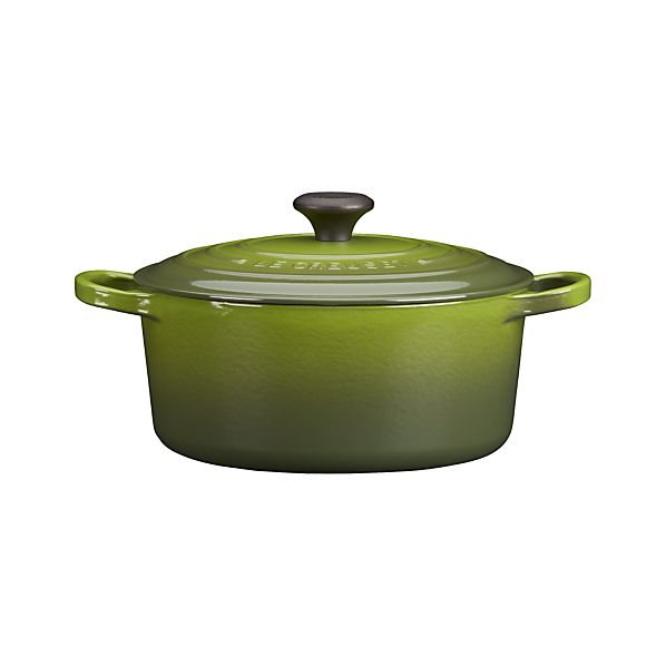 Le Creuset ® 3.5 qt. Round Spinach French Oven with Lid