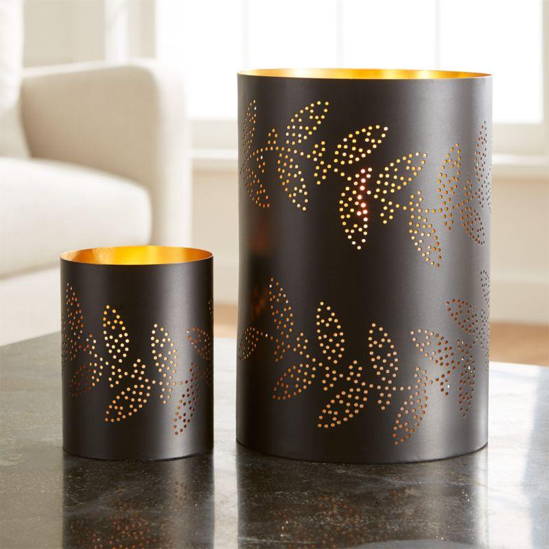 Hurricane Pillar Candle Holders Bulk - Candle