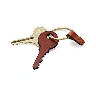 Leather Key Keychain