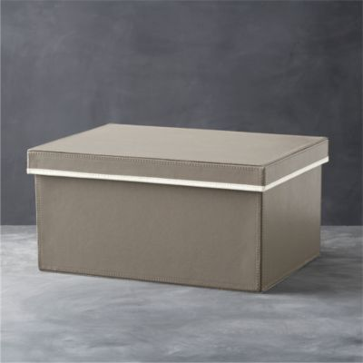 Tanner Large Storage Box