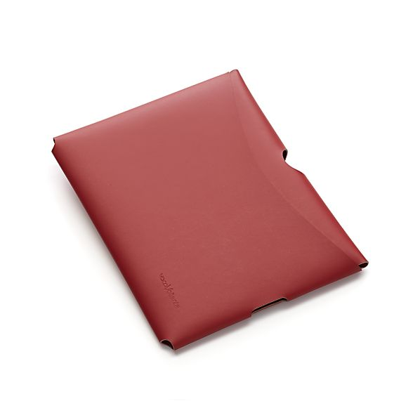 Recycled Leather Tablet Cover