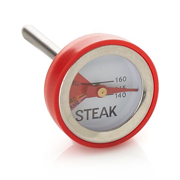 Leave-In Mini Steak Thermometer