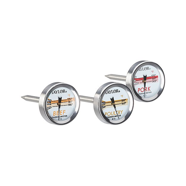 Leave-In Mini Thermometers