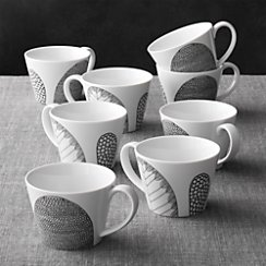 Set of 8 Leif Cups
