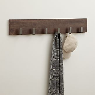 Leigh Wall Mounted Coat Rack