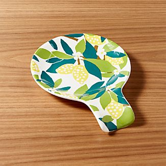 Lemon Tree Spoon Rest