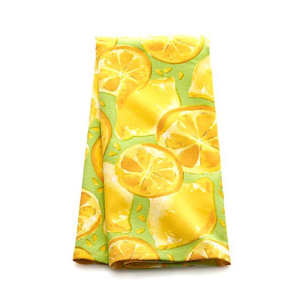 Lemon Grove Dishtowel