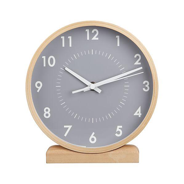 Leo Accent Clock