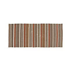 Lia Stripe Wool-Blend 2.5'x6' Rug