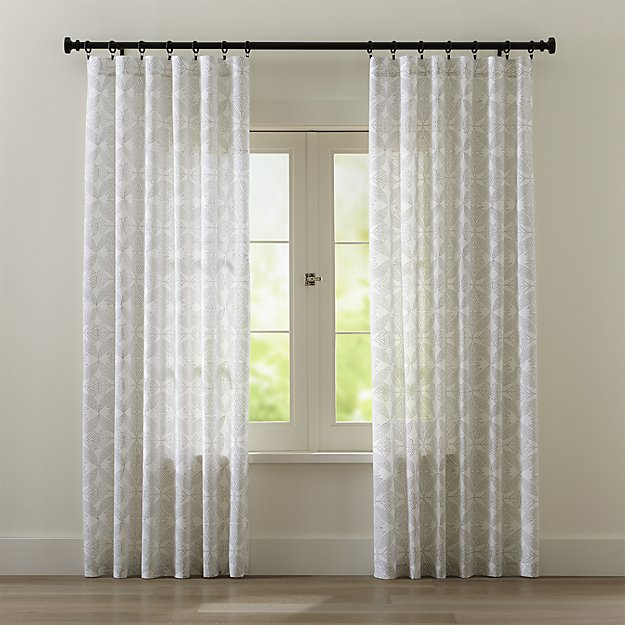 Lila Curtains
