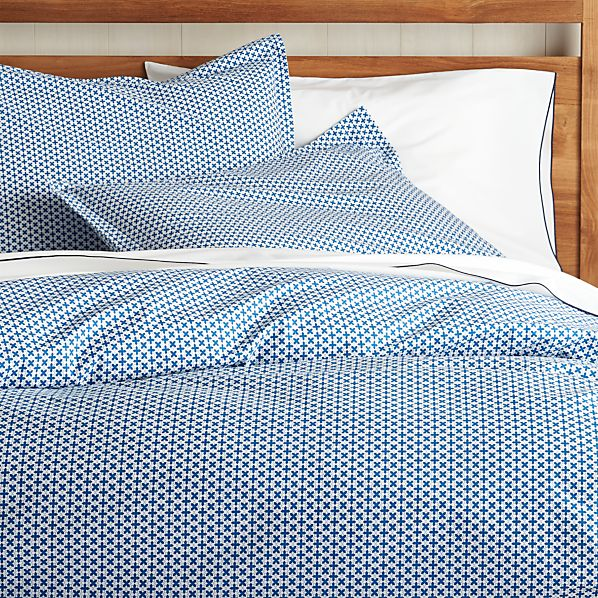 Lille Duvet Covers and Pillow Shams