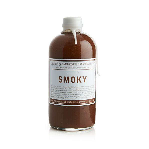 Lillie's Q BBQ Smoky Sauce