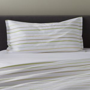 Lima Stripe King Sham