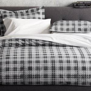 Linde King Duvet Cover