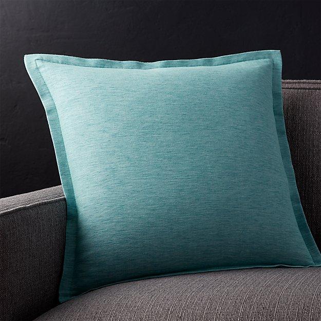 """Linden Ocean 18"""" Pillow"""