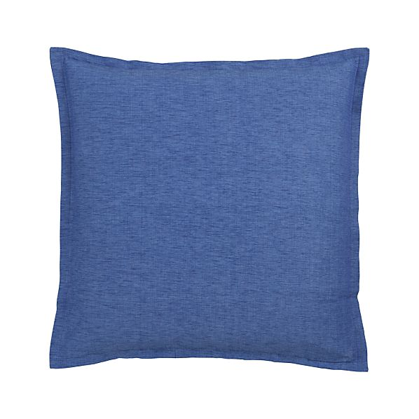 "Linden Blue 23"" Pillow"