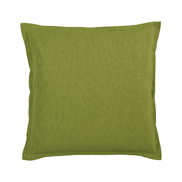"Linden Green 23"" Pillow"