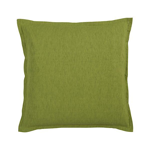 """Linden Green 23"""" Pillow"""