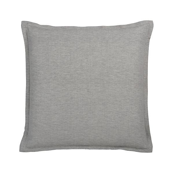 """Linden Grey 23"""" Pillow"""